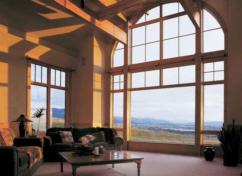 Jeld-wen windows, R & C Home Improvement, windows, blinds, decorations, Deer Lodge, Montana